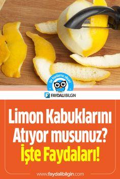Limon Kabuklarını Atıyor musunuz? İşte Faydaları! #limon #limonkabukları #limonkabuğu #ciltbakımı #temizlik #yemektarifi #kadın #sağlık #sağlıkhaberleri #faydalibilgin Cantaloupe, Healthy Life, Mango, Health Fitness, Pasta, Fruit, Food, Health, Healthy Living