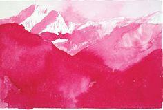 elsabe milandri: pink mountain