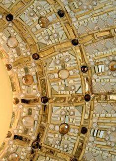 Ламра Солнце Душаны Бравура (деталь) - Мозаики Равенны - Равеннарт