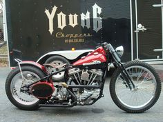Young Choppers & Hot Rods