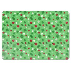 Uneekee Ladybug in Luck Placemats