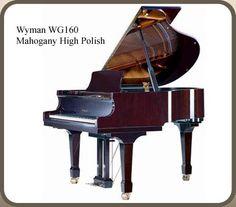 Wyman WG160 Grand Piano