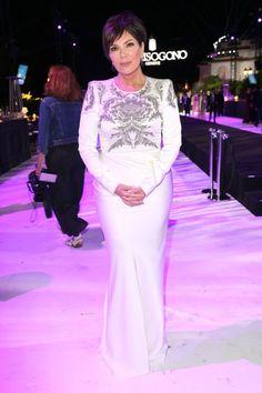Pin for Later: Ne Manquez Pas un Seul des Looks Vus au Festival de Cannes Jour 7 Kris Jenner