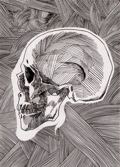Skull by NaderMarouf.deviantart.com on @DeviantArt