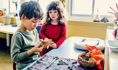 3 τρόποι για να εφαρμόσετε την παιδαγωγική Montessori σπίτι σας