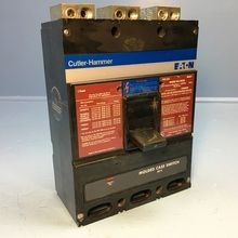 Cutler-Hammer LS36060YE 600A Molded Case Switch Type LSYE L Frame Eaton 600 Amp (EM1821-1). See more pictures details at http://ift.tt/2gVZvVt