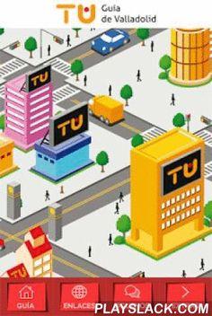 Tu Guia De Valladolid  Android App - playslack.com ,  TU GUÍA DE VALLADOLID es la APP de TU CIUDAD.Aquí podrás encontrar fácilmente y seleccionado por categorías los negocios y empresas de tu barrio, toda su información, promociones, ofertas, ... y podrás ver en un mapa los negocios y empresas mas cercanos.También encontraras una sección de enlaces web con la información mas completa de la ciudad, radio, noticias, vídeos, asociaciones... Tablón de anuncios, donde podrás encontrar las mejores…
