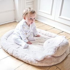 JoJo Bunny Baby Mat, Soft Toys and Comforters, Gifts and Toys