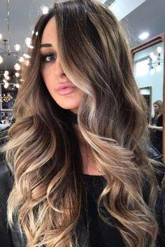 Nouvelle Tendance Coiffures Pour Femme  2017 / 2018   Moyens d'améliorer vos cheveux longs  En savoir plus: glaminati.com/