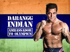 11 Reasons Why Sallu Is The Perfect Ambassador For Olympics From India!- #SalmanKhan #Salman #Sultan #Olympics2016 #RioOlympics2016 #IndianOlympics #athlete #Sportsman #Sportsperson #Sportsnews #OlympicsIndia #YogeshwarDutt #BollywoodNews #controversy #Sports #Bollywood