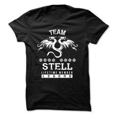 Cool STELL-the-awesome T shirts