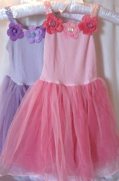 Princess Party Ideas. SIZE SMALL OVER STOCK SALE. Unbelievable $3.99 with Free Tiara.  Flowers and Frills Pink Dress from My Princess Party to Go. Shop for Princess Dresses athttp://www.myprincesspartytogo.com/INeedThat.html   #princess party #pink #princessdress #princessparty