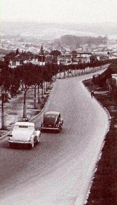 1939 - Avenida Rebouças, quase Consolação, sentido bairro de Pinheiros.