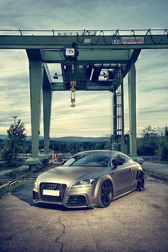 Audi TT RS @ Wörthersee Audi Tt, Audi Cars, My Dream Car, Dream Cars, Tt Tuning, Audi Sport, Amazing Cars, Awesome, Top Cars