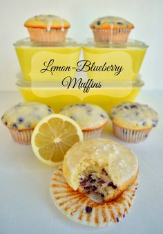 *Rook No. 17: recipes, crafts & whimsies for spreading joy*: Recipe: My Favorite Lemon-Blueberry Muffins