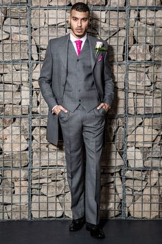Make your dream wedding a reality with our exquisite range of Morningwear and suits for hire. Tailcoats, Prince Edward Jackets, Frockcoats and Short Morning Suits ensure we have everything to make your special day all the more special. You can choose from a wide assortment of Waistcoats and Tie colours to match your wedding scheme. https://www.slaters.co.uk/formal-hire/morningwear/prince-edwards-jackets/