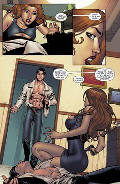 Witchblade - Shades of Gray page 05 Comics Pdf, Download Comics, Marvel Comics Art, Marvel Dc, Tamil Comics, Hindi Comics, Ichigo Manga, Comic Book Covers, Comic Books