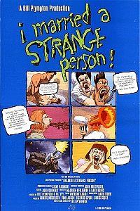Bill Plympton, I Married a Strange Person!
