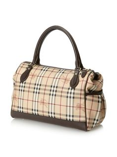 04d77644c331 40% OFF Burberry Diaper Bag (Check)