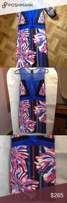 Dress NWT Scuba Fabric Dress Dress NWT La Pateau imported made in Turkey, size M, feels like a 4, amazing fabric, style and colors La Pateau Dresses