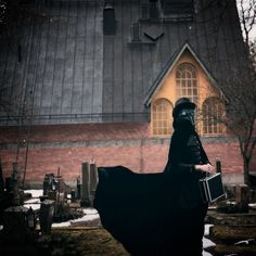 Plague doctor a black bird of death photo by Eugenia Berg Photography