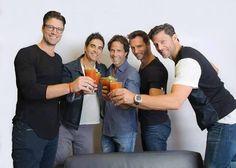 E.J., Rafe, Daniel, Brady & Eric