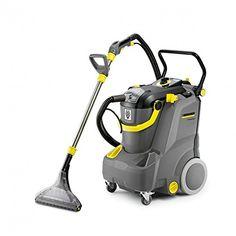 Kärcher puzzi 30/4 Drum Vacuum Cleaner 1200 W Noir, Gris, Jaune