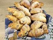 Bratislavske rožteky - recept na sladké plněné koláčiky