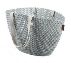Elegantní taška na pláž nebo nákupy značky Curver.  - materiál: plast - modernídesign - dvanastavitelnélátkové&nbsp…