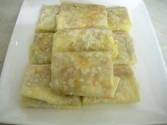 The Art of Uzbek Cuisine: Yupqa (Uzbek pancakes)