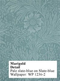 Historic Style - Marigold by William Morris