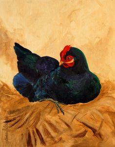 Gedda Runyon Starlin, Henrietta on ArtStack #gedda-runyon-starlin #art