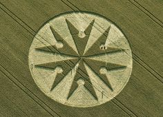 crop circle in Spain - Google Search