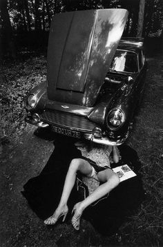 Photo: Jeanloup Sieff.