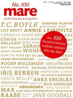 mare No. 100 Jubliäumsausgabe