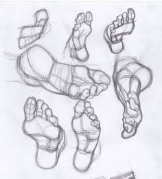 foot anatomy for artists Anatomy Sketches, Anatomy Drawing, Anatomy Art, Drawing Sketches, Art Drawings, Foot Anatomy, Human Anatomy, Sketching, Human Figure Drawing