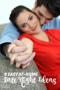 9 Easy At Home Date Night Ideas - For After the Kids are in Bed!  Sponsored by Tyson Foods