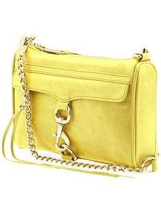 Rebecca Minkoff Mini MAC. I love these bags. I have one in neon pink  I will be buying another one soon.