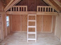 Shed Playhouse Combination Ideas | playhouse plans with easy to follow instructions. Free playhouse ...