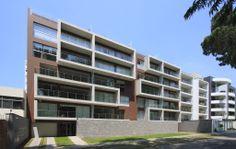 Edificio Multifamiliar Monte Pio, Lima PERU - Vértice Arquitectos