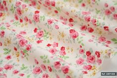 Sweet Small Rose Floral 100% Cotton Fabric Low Price & High Quality 1307-023], in [Crafts, Sewing & Fabric, Fabric | eBay