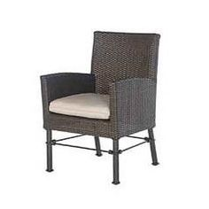 Renew your Bordeux dining arm chair with this Ebel replacement cushion. Outdoor Chairs, Outdoor Furniture, Outdoor Decor, Replacement Cushions, Thing 1, Dining Arm Chair, Sunbrella Fabric, Cleaning Solutions, Bordeaux