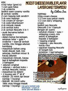12 Best Resepi Azlina Ina Images Cake Recipes Pavlova
