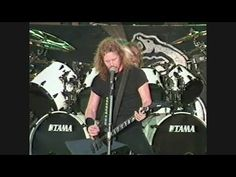 Metallica - Live in Basel '93 [ReMastered 25th Anniversary Edition] - YouTube