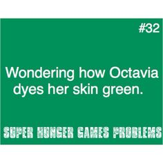 Super hunger games problems #32