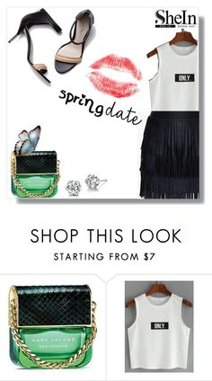 """Spring Date"" by aria-star ❤ liked on Polyvore featuring Marc Jacobs, 3.1 Phillip Lim, StreetStyle, fashionset and shein"