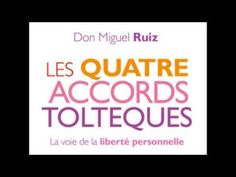 Don Miguel Ruiz - les 4 accords toltèques   livre audio