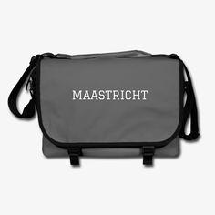Maastricht Shirt Casual Collection Schoudertas   #cadeautip #kadootje #cadeau #cadeautjes #kadootje #cadeautip #verjaardag #kerst #sinterklaas #stedenshirt #maastricht #maastrichtshirt Fake Shoes, Hoodie, Bags, Products, Black, Handbags, Parka, Crow, Bag