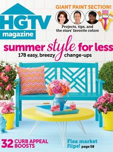54 Best HGTV Magazine Covers images in 2019   Hgtv magazine
