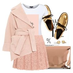 """""""had you at hello"""" by pensivepeacock ❤ liked on Polyvore featuring MM6 Maison Margiela, Marni, Dead Legacy, DKNY and Carven"""